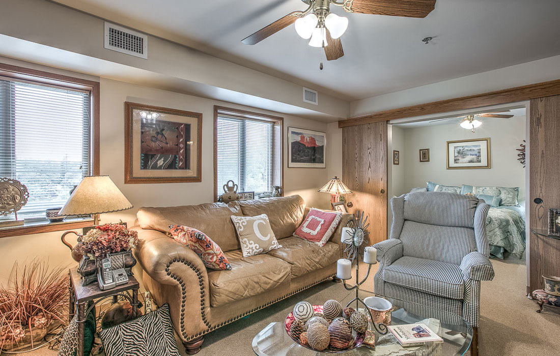 tax-credit apartment family room