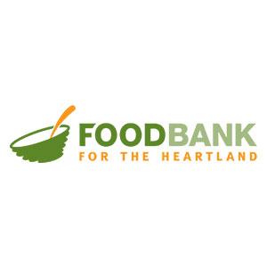 foodbank for the heartland logo