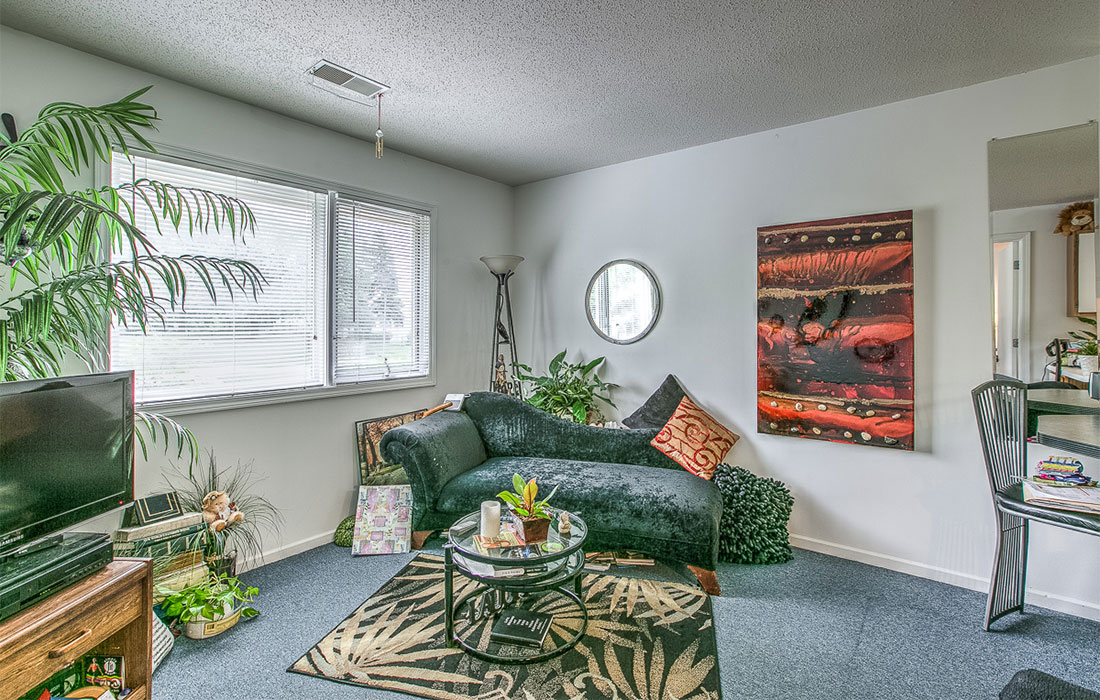 hud apartment family room