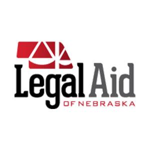 legal aid of nebraska logo